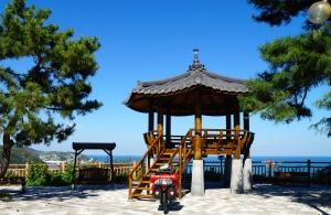 Pavillon Ostküste - Südkorea