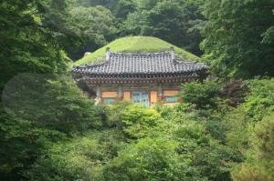Seokguram Grotte