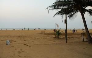 so viel Sand