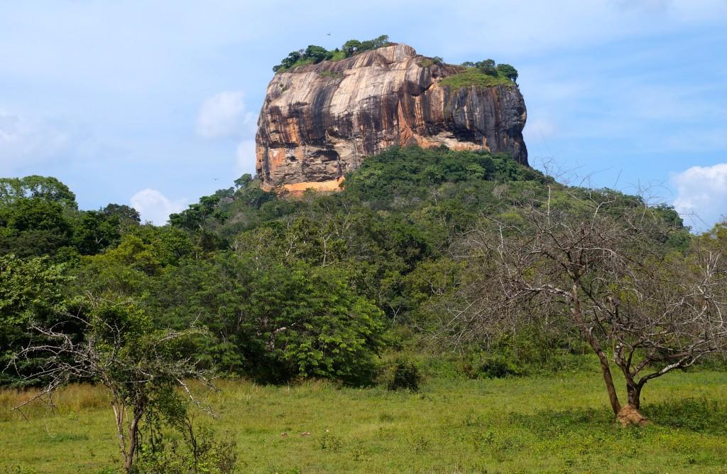 Felsenfestung Sigiriya