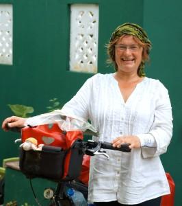 Rad fahren in Sri Lanka
