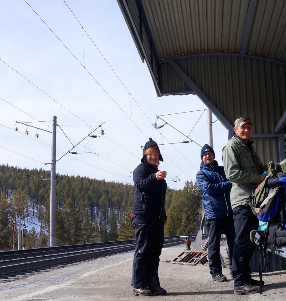 Bahnstation Jagodni