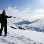 Cherskij Spitze (2090 m)