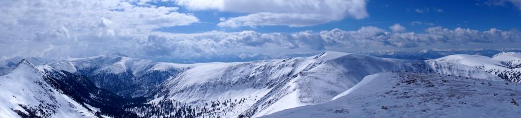 Khamar Daban Gebirge