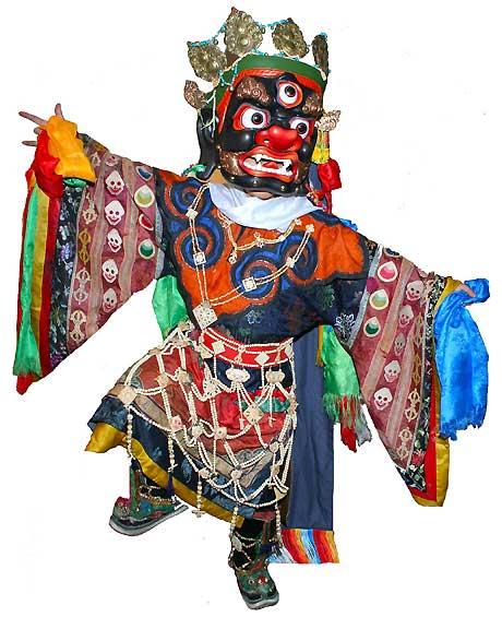Tsam-Maskentanz
