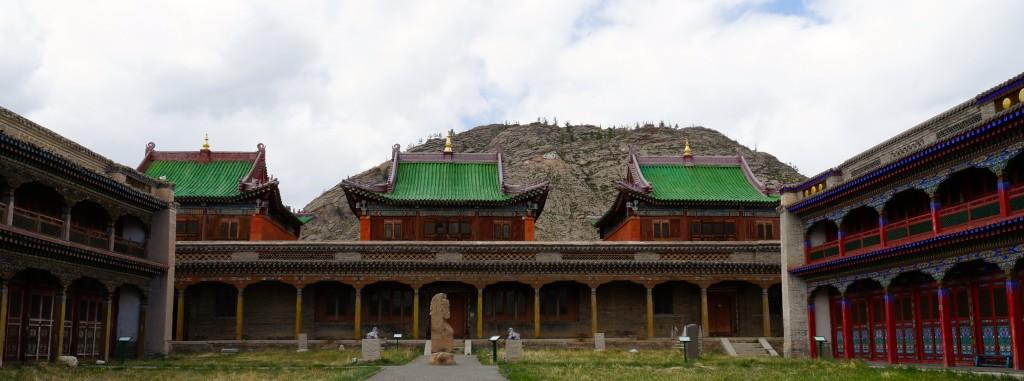 Museum Kloster Zayaiyn Khuree