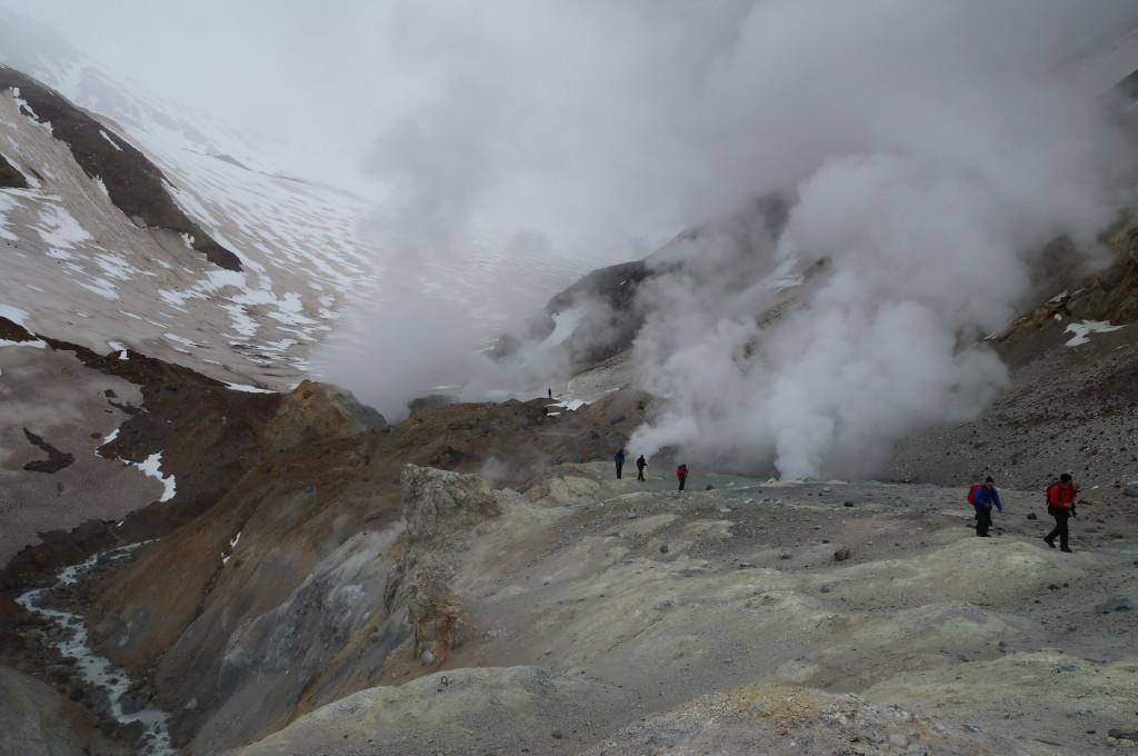 Mutnowskij Vulkan